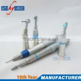 New Arrival!! WHYME Brand WATER Series External Water Spray Low Speed Handpiece kit air turbine dental handpiece china