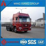 6x4 sinotruk howo tractor truck with air conditioner hot selling in Africa