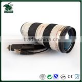 Hot Sellling Camera Lens Mug for coffee suitable for car holder