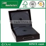 Black High-quality Media Storage Boxes