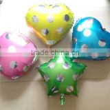 18 inch printed dots Polka Dot Birthday Party Balloon