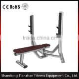Hot Sale !!! TZ-8023 Olympic Flat Bench/Made in China