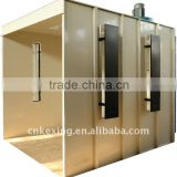 PCB-25001(D) electrostatic powder coating booth