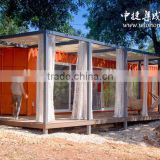 First Quality Prefabricated Container House Price / 20ft Container Office/Container House Prices