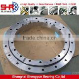High quality precision crossed roller slewing ring bearing for rotating arm