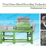 low price waste truck/van/bus tire steel wire remover machine