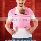 Manufacturer 95% cotton & 5% spandex Material and cotton Frame Material baby sling wrap