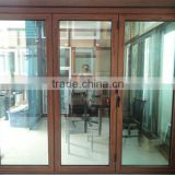 folding patio doors prices ,aluminum accordion folding doors with wooden color