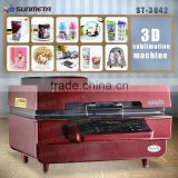 3D sublimation vacuum heat press machine make phone cases,ceramic mug,glass photo frame                                                                         Quality Choice