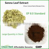 Bowel Movements Senna Leaf Extract Powder with Sennosides as Laxative