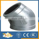stainless steel quick couping with cylindrical heads