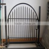 good quality wrought iron garden gate with low price