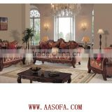 Direct from factory sale corner sofa colonial style sofas royal living room furniture sets