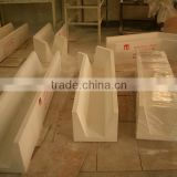 aluminum silicate ceramic trough