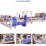 2016 NEW design Automatic folder gluer machine/cardboard folding gluing machine                                                                         Quality Choice