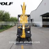 mini excavator yuchai new, mini excavator with high quality hydraulic pump, WE22 digger for sale