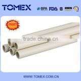 2016 cheapest price Plastic 100% cpvc pipe and fitting Material and Casting Technics cpvc pipe