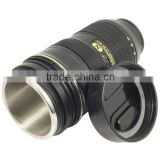 Camera Lens Cup Coffee Tea Mug 24-70mm with Stainless Steel Mug Interior