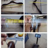 Coat Hanger Quality Control and Inspection / Inspection Agency in China with French Management / Well-Trained Inspectors
