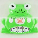 ELECTRONIC ORGAN SHAPED FROG