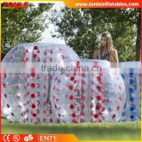 hot selling inflatable bumper balls for kids and adults,body zorb ball, zorb balls for sale