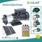 Good Price surface solar water pump made in china ( 5 Years Warranty )                                                                         Quality Choice