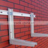 OEM Hot sale AC mounting bracket,folding bracket,wall mount bracket for air conditioner                                                                         Quality Choice
