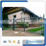 Aluminum house gate designs / wrought iron gate models / forged iron main gate design for home villa