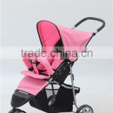 Tongba Double umbrella strollers baby buggies stroller umbrella