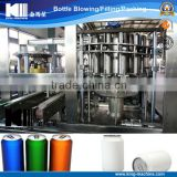 Cans aluminium juice / beverage / beer filling machine                                                                         Quality Choice