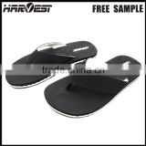Black flip flops 100 pairs , nice men fashion outdoor rubber nude beach slippers