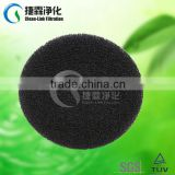 Activated carbon fiber felt air conditioning filter material