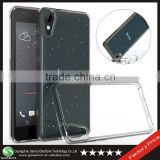 Samco Crystal Clear Ultra Slim Thin Anti-Scratches Cell Phone Accessories Case for HTC Desire 825
