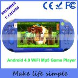 Portable Touch Screen Android Game Players Android 4.0 (OEM)