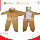 sexy adult boots monkey mascot costumes kids animal monkey costume for party                                                                         Quality Choice