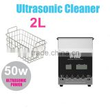 Household Christmas Gift GT SONIC Professional LCD Digital Ultrasonic Cleaner With CE Approval