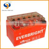 Environment frinedly MG7E AGM seperator generator battery manufacture factory