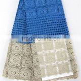 cotton lace fabric guipure lace fabric blue african cord lace fabrics heavy black cord lace fabric
