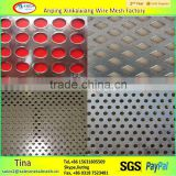 New design 201 2mm Stainless Steel Perforated Metal Screen Sheet                                                                         Quality Choice