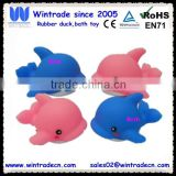 Blue & Pink whale bath toy floating baby tub animals                                                                         Quality Choice