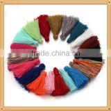 mini tassel/small cotton tassel for garment