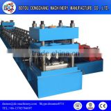 Pass CE & ISO Highway Guardrail Roll Forming Machine