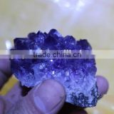 Charming Natural Amethyst Crystal Cluster Wholesale / Hot Sale Purple Amethyst Crystal Cluster
