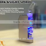 smoking vaping Jomo 30w vaporizer dark knight spirit ,e cigarette wholesale distributors wax water cleaning box mod