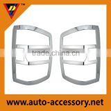 Oem chevy parts chrome tail light bezels