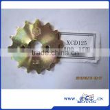 SCL-2013111102 Chain Sprocket Spare Parts For XCD 125