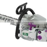 gasoline chainsaw 4500 with 18 inch guide bar and chain