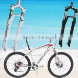 bicycle front suspension fork bicycle suspension fork parts mountain bike air fork