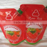Automatic tomato sauce filling packing machine/tomato ketchup packing machine/juice puree packing machine