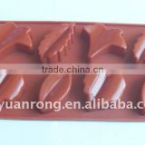 Various shapes of Chocolate Mould,
